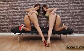 Two Indian sisters fuck