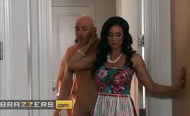 Brazzers - Johnny Sins Is Shared By Two Big-Titty Brunettes: Kendra Lust And Peta Jensen