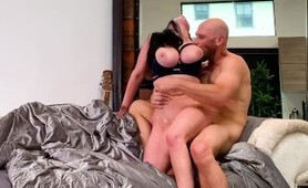 Johnny Sins - Booty call w/ Busty Australian Angela White!