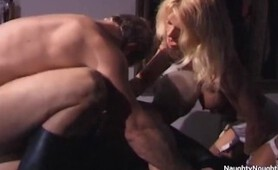 UK Student House anal and cumshots