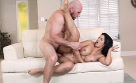 MYLF - Super Thick Rose Monroe Gets Dicked Down